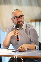 MASSIMO MAISTO<br /> CONVEGNO VACANZE CULTURA COMACCHIO MANIFATTURA MARINATI