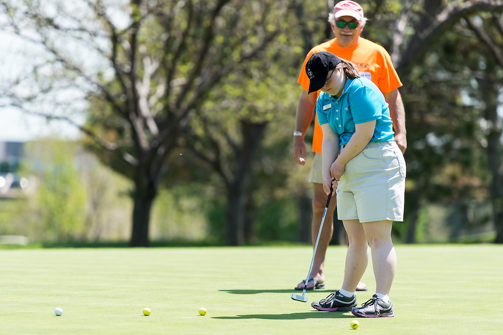 ENGLEWOOD, CO - JUNE 4: Rocky Mountain Down Syndrome Association Tee Up for Down Syndrome golf tournament at the Inverness Hotel and Conference Center on June 4, 2015, in Englewood, Colorado. (Photo by Daniel Petty/RMDSA)