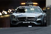 May 20-24, 2015: Monaco Grand Prix: Mercedes safety car