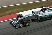 March 28, 2014 - Sepang, Malaysia. Malaysian Formula One Grand Prix. Lewis Hamilton (GBR), Mercedes Petronas<br /> <br /> © Jamey Price / James Moy Photography