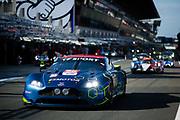 June 16-17, 2018: 24 hours of Le Mans. 90 TF Sport, Aston Martin Vantage, Euan Hankey, Salih Yoluc, Charlie Eastwood