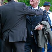 NLD/Blaricum/20110607 - Uitvaart Willem Duys, Ruud Jacobs