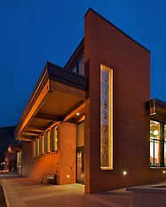 New Castle Public Library, Newcastle, Co, A4 Architects