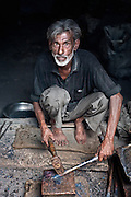 The Blacksmith - Old Delhi, India