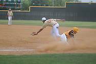 Lafayette High vs. East Union in New Albany, Miss. on Tuesday, June 25, 2013. Lafayette won 5-4.