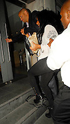 28.JUNE.2007. LONDON<br /> <br /> MELANIE BROWN AND STEPHEN BELAFONTE LEAVING THE BAGLIONI HOTEL IN KENSINGTON AND HEAD FOR DINNER AT NOBU RESTAURANT, PARK LANE. THEY LEFT AT 1.00AM AND BOTH LOOKED WORSE FOR WEAR WHEN ARRIVING BACK AT THEIR HOTEL.<br /> <br /> BYLINE: EDBIMAGEARCHIVE.CO.UK<br /> <br /> *THIS IMAGE IS STRICTLY FOR UK NEWSPAPERS AND MAGAZINES ONLY*<br /> *FOR WORLD WIDE SALES AND WEB USE PLEASE CONTACT EDBIMAGEARCHIVE - 0208 954 5968*