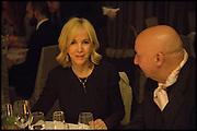 SALLY GREENE; STEPHEN JONES, Liberatum Cultural Honour for Francis Ford Coppola<br /> with Bulgari Hotel & Residences, London. 17 November 2014