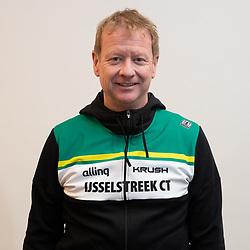 25-02-2020: Wielrennen: Teampresentatie IJsselstreek; Harderwijk <br /> Hans Reints