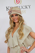 Marisa Miller - Celebrities 2011 Kentucky Derby - Louisville, KY