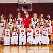 FRESHMEN 2015-16 Marist Girls Basketball
