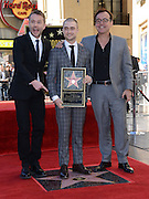 DANIEL RADCLIFFE At his Walk of Fame ceremony  held at the Dolby theatre.<br /> ©Exclusivepix Media