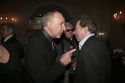 Pete Townsend, Ken Russell and Lord Andrew Lloyd Webber, The South Bank Show Awards, Savoy Hotel. London. 23 January 2007.  -DO NOT ARCHIVE-© Copyright Photograph by Dafydd Jones. 248 Clapham Rd. London SW9 0PZ. Tel 0207 820 0771. www.dafjones.com.