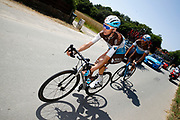 Romain Bardet (FRA - AG2R - La Mondiale) during the 105th Tour de France 2018, Stage 6, Brest - Mur de Bretagne Guerledan (181km) in France on July 12th, 2018 - Photo Luca Bettini / BettiniPhoto / ProSportsImages / DPPI