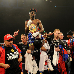 Ricky Burns v Terence Crawford | WBO lightweight title fight| 1 March 2014
