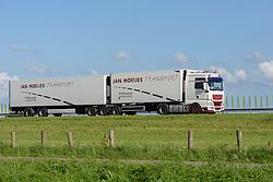 LZV oplegger, Blaricum, Netherlands, A27