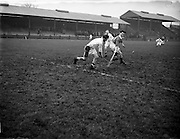 8/2/1953<br /> 2/8/1953<br /> 8 February 1953<br /> Railway Cup Semi-Final: Ulster v Munster at Croke Park.