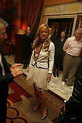 Jade Jagger, launch of The Bar at the Dorchester. Park Lane. London. 27 June 2006. ONE TIME USE ONLY - DO NOT ARCHIVE  © Copyright Photograph by Dafydd Jones 66 Stockwell Park Rd. London SW9 0DA Tel 020 7733 0108 www.dafjones.com