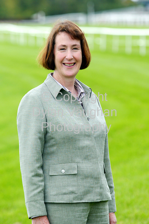 27/9/2004.Feelgood.Jane Williams pictured at Gowran Park..Picture Dylan Vaughan