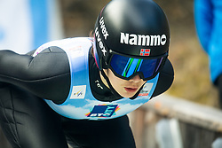 STROEM Anna Odine (NOR) during practice round on Day 1 of FIS Ski Jumping World Cup Ladies Ljubno 2020, on February 22th, 2020 in Ljubno ob Savinji, Ljubno ob Savinji, Slovenia. Photo by Matic Ritonja / Sportida