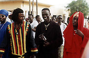Baaba Maal, Luciano and Sizzla in Senegal
