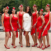 Tamara Ecclestone & The Red Room Girls