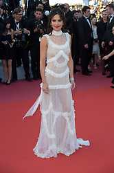 "71st Cannes Film Festival 2018, Red Carpet film ""Ash Is The Purest White"". Pictured: Cheryl Cole"
