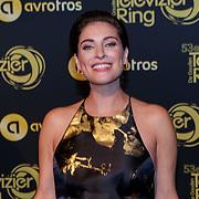 NLD/Amsterdam/20181011 - Televizier Gala 2018, Zwangere Vivianne van Assem