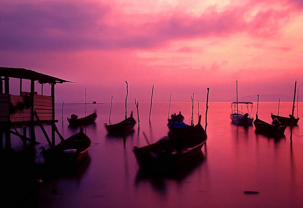 Scenery, Penang, Malaysia...Photo: Ahmad Yusni