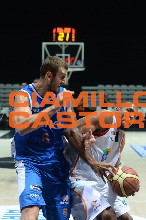 DESCRIZIONE : Bologna campionato serie A 2013/14 Acea Virtus Roma Enel Brindisi <br /> GIOCATORE : Miroslav Todic<br /> CATEGORIA : fallo<br /> SQUADRA : Enel Brindisi<br /> EVENTO : Campionato serie A 2013/14<br /> GARA : Acea Virtus Roma Enel Brindisi<br /> DATA : 20/10/2013<br /> SPORT : Pallacanestro <br /> AUTORE : Agenzia Ciamillo-Castoria/GiulioCiamillo<br /> Galleria : Lega Basket A 2013-2014  <br /> Fotonotizia : Bologna campionato serie A 2013/14 Acea Virtus Roma Enel Brindisi  <br /> Predefinita :
