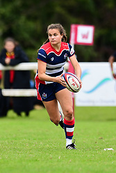 Lucy Attwood of Bristol Ladies  - Mandatory by-line: Craig Thomas/JMP - 17/09/2017 - Rugby - Cleve Rugby Ground  - Bristol, England - Bristol Ladies  v Richmond Ladies - Women's Premier 15s