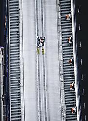 30.12.2018, Schattenbergschanze, Oberstdorf, GER, FIS Weltcup Skisprung, Vierschanzentournee, Oberstdorf, 2. Wertungsdurchgang, im Bild Stefan Kraft (AUT) // Stefan Kraft of Austria during his 2nd Competition Jump for the Four Hills Tournament of FIS Ski Jumping World Cup at the Schattenbergschanze in Oberstdorf, Germany on 2018/12/30. EXPA Pictures © 2018, PhotoCredit: EXPA/ JFK