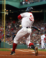 Jason Varitek, 2004 Boston Red Sox, make a run at history getting through a tough fight with the New York Yankees and then eventually sweeping the St. Louis Cardinals for the World Series title.
