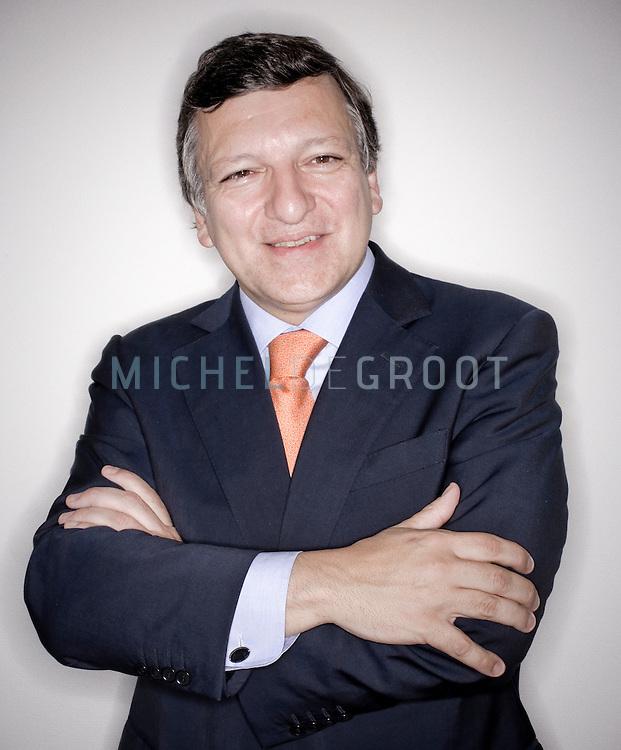 José Manuel Durão Barroso, voorzitter van de Europese Commissie op May 24, 2008 in Den Haag, The Netherlands.  (photo by Michel de Groot)