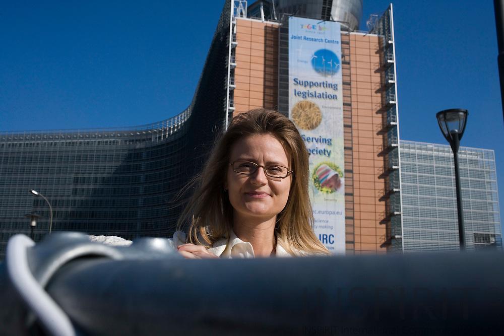 BRUSSELS - BELGIUM - 22 MAY 2007 --  Marie BJERBORG, Director for EU-Office of Danish Energy Association (Dansk Energi). Photo: Erik Luntang