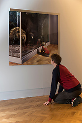 The magic and wonder of childhood is the subject of a new exhibition of photographs at the Scottish National Portrait Gallery (SNPG) this autumn. When We Were Young delves into the collection of the National Galleries of Scotland to explore how the lives of children have fascinated photographers from the earliest days of the medium to the present. <br /> <br /> More than 100 images, which capture children at play, at work, at school and at home reveal how the experience of being a child, and the ways in which they have been represented, have changed radically in the past 175 years.<br /> <br /> Pictured: Wendy McMurdo's &quot;Girl with Bears, Royal Museum of Scotland, Edinburgh&quot;, 1999