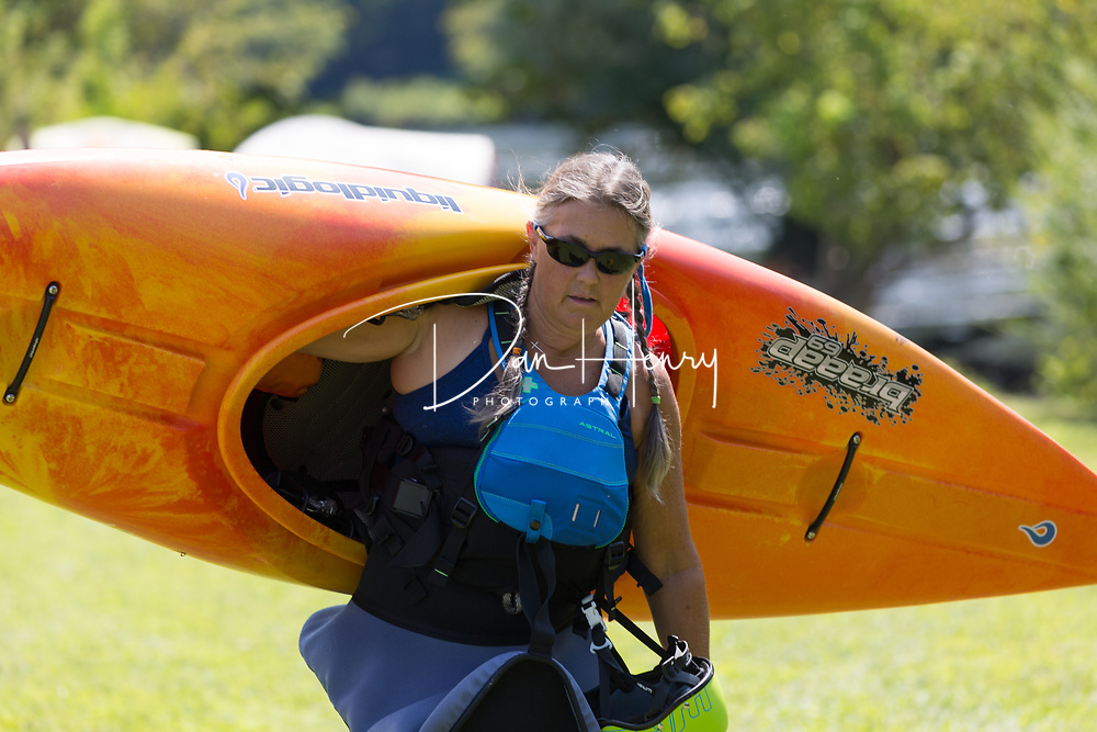 The Tennessee Valley Canoe Club (TVCC) 50-year anniversary party at the Hiwassee River on September 9, 2017. Photo by Dan Henry / DanHenryPhotography.com