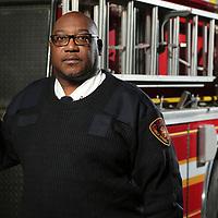 Holly Springs Fire Chief Rodney Crane.