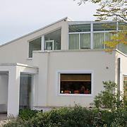 NLD/Eemnes/20111027- Boekpresentatie Koffietijd, entree koffietijd villa