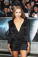 Katerina Graham; The Vampire Diaries, Man of Steel European Film Premiere, Leicester Square London UK, 12 June 2013, (Photo by Richard Goldschmidt)