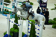 Kevin Staut - Silvana HDC<br /> FEI World Cup Final 2014<br /> © DigiShots