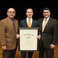 1st Presidential Heritage Award Nick Wilder