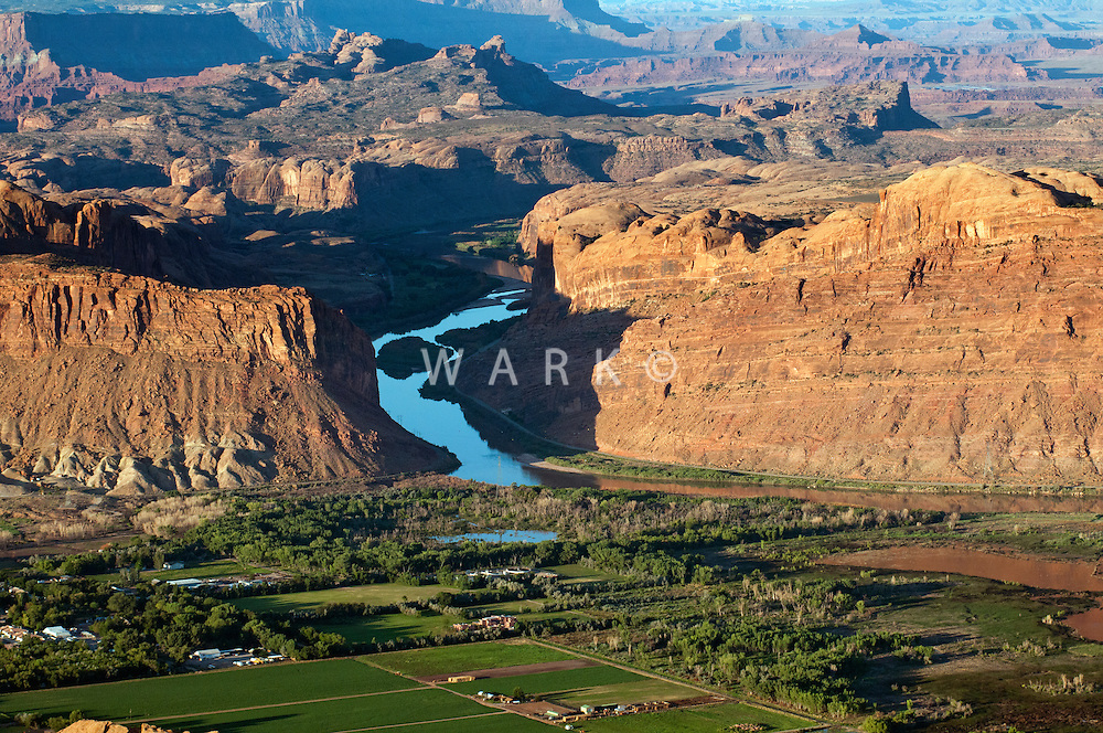Colorado River, Moab, UT