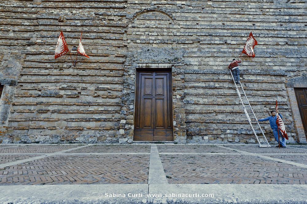 Montepulciano, Tuscany