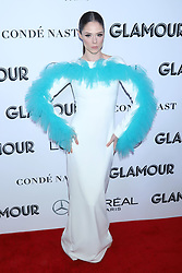 Coco Rocha attends the 2018 Glamour Women of the Year Awards at Spring Studios in New York
