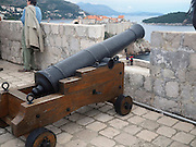 Fort Lovrijenac or St. Lawrence Fortress, Dubrovnik, Croatia,