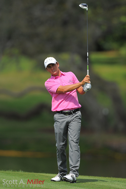 Charles Howell III during the first round of the Arnold Palmer Invitational at the Bay Hill Club and Lodge on March 22, 2012 in Orlando, Fla. ..©2012 Scott A. Miller.
