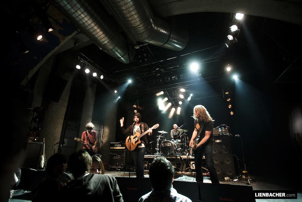 Stuck in the Sound live @Yeah!Club, Rockhouse Salzburg