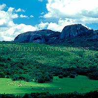 Campos de Bage, Rio Grande do Sul, Brasil, 10/07/2002 foto de Ze Paiva/Vista Imagens