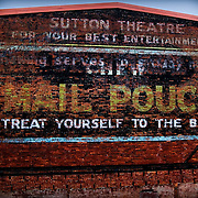 Sutton Theatre building, Davis, West Virginia