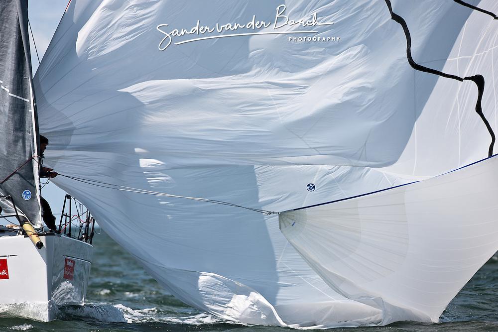 North Sea Regatta, Scheveningen, the Netherlands, June 11th 2011  © Sander van der Borch